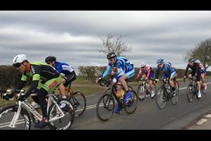 Ike Saul Memorial Road Race 2/3/4 8th March 2015