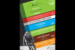 Tour of Hertfordshire series - June / July