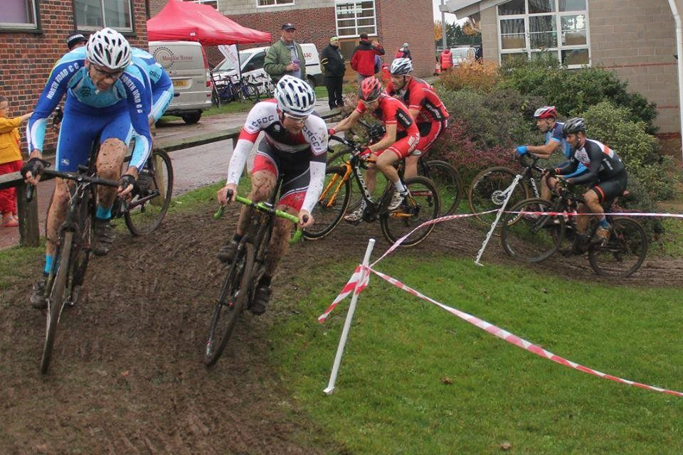 Eastern CX League Round 11 - West Suffolk Cross