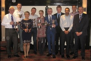 North Road cyclists race to awards