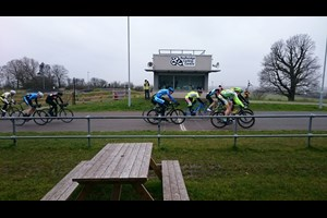 East London Velo Winter Series Race 7