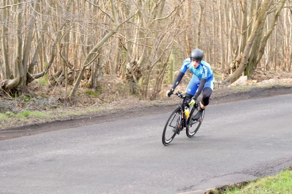 2016 North Road CC 'Hardriders' 25 - Sunday 28nd Feb