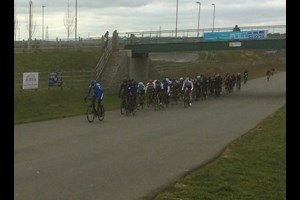 Full Gas March Hare Classic, Cyclopark Gravesend
