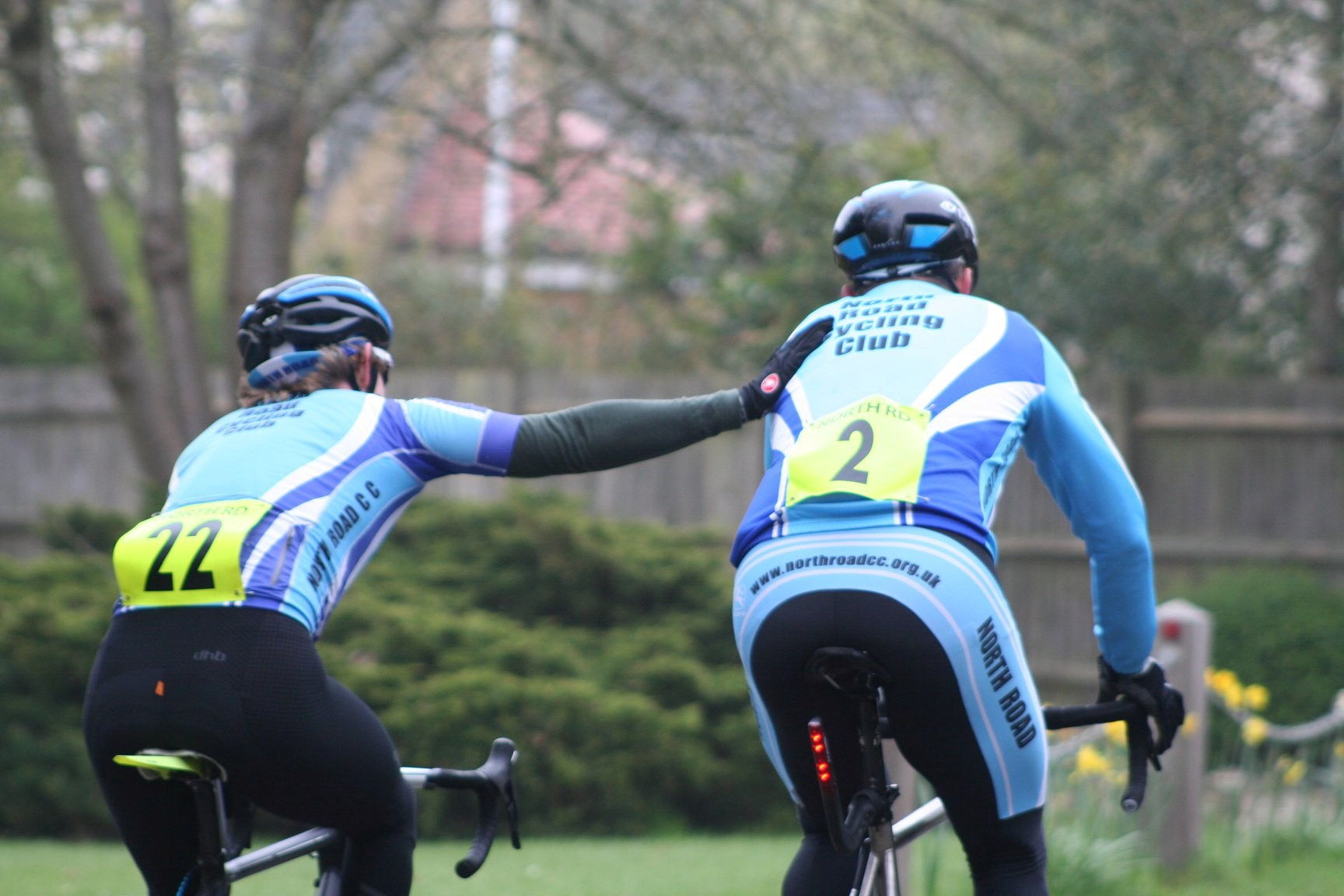 North Road CC Brickendon Two-Up 2019